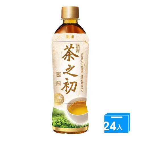 茶之初烏龍茶 535ML*24【愛買】