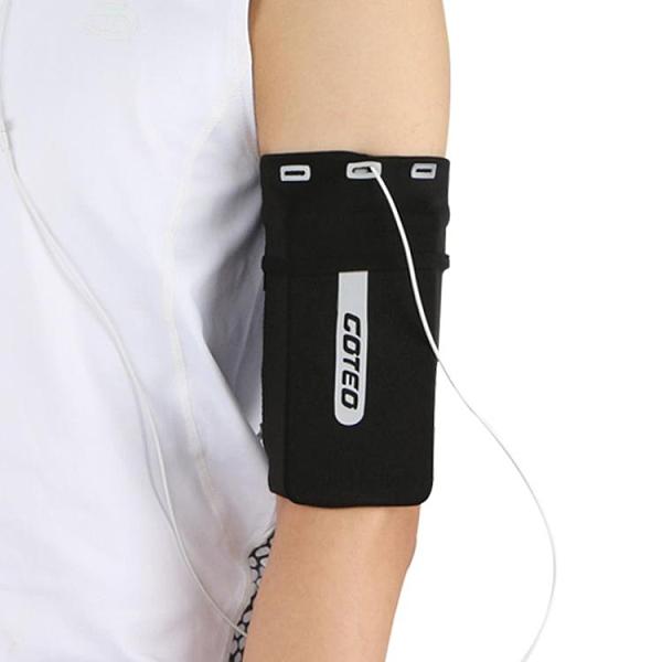 跑步手機臂包男女款通用運動手機臂套健身手臂包臂袋胳膊手腕包帶 【雙十二狂歡】