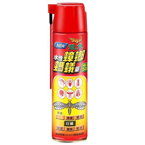 鱷魚 水性蟑螂螞蟻藥【愛買】