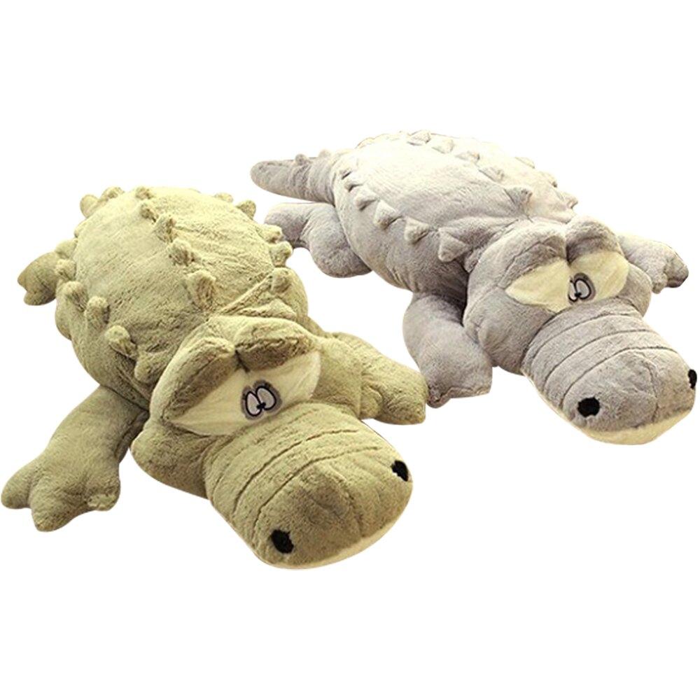 抱枕 交換禮物 男朋友抱枕 鱷魚先生│靠墊 娃娃 睡覺玩偶 絨毛娃娃【M019】