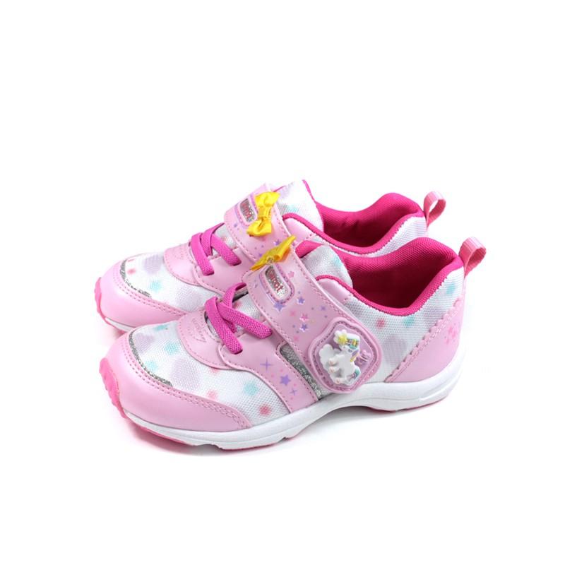 MoonStar 運動鞋 速乾鞋 粉紅色 中童 童鞋 CRC22789 no392
