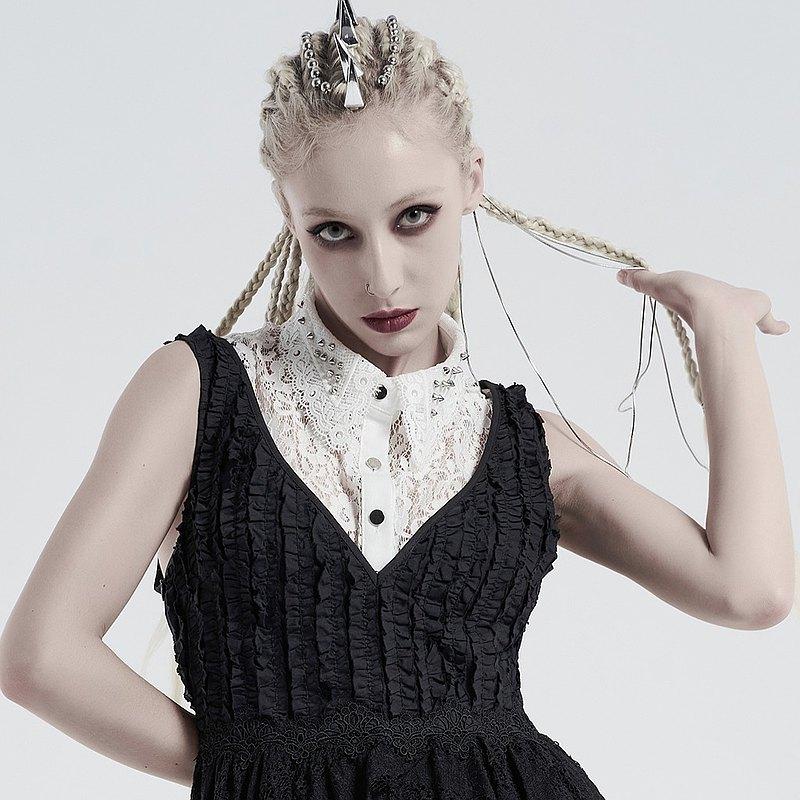 異教徒秘儀古典蕾絲領 - 多色 / 白色售完 / 即將絕版