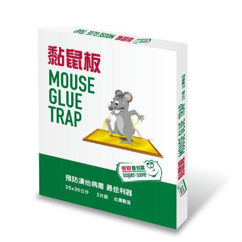 最划算大黏鼠板X2入【愛買】