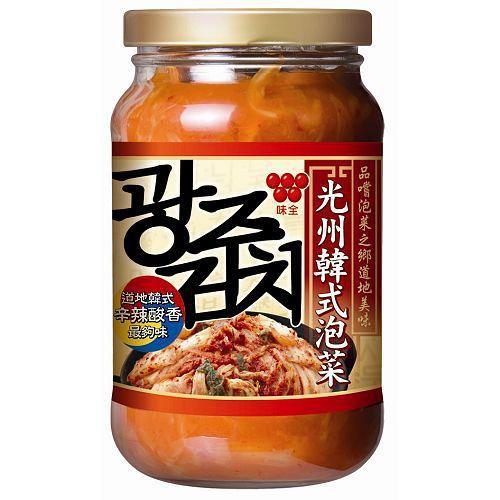 味全光州韓式泡菜350g【愛買】
