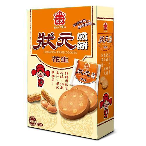 義美花生狀元煎餅224G【愛買】