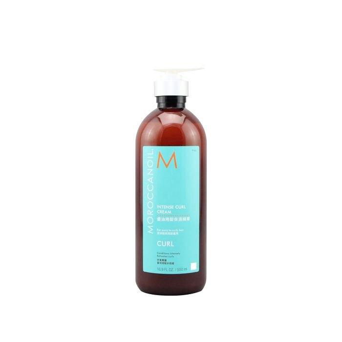 立坽『免沖洗護髮』歐娜國際公司貨 Moroccanoil 優油捲髮保濕精華500ml HH11