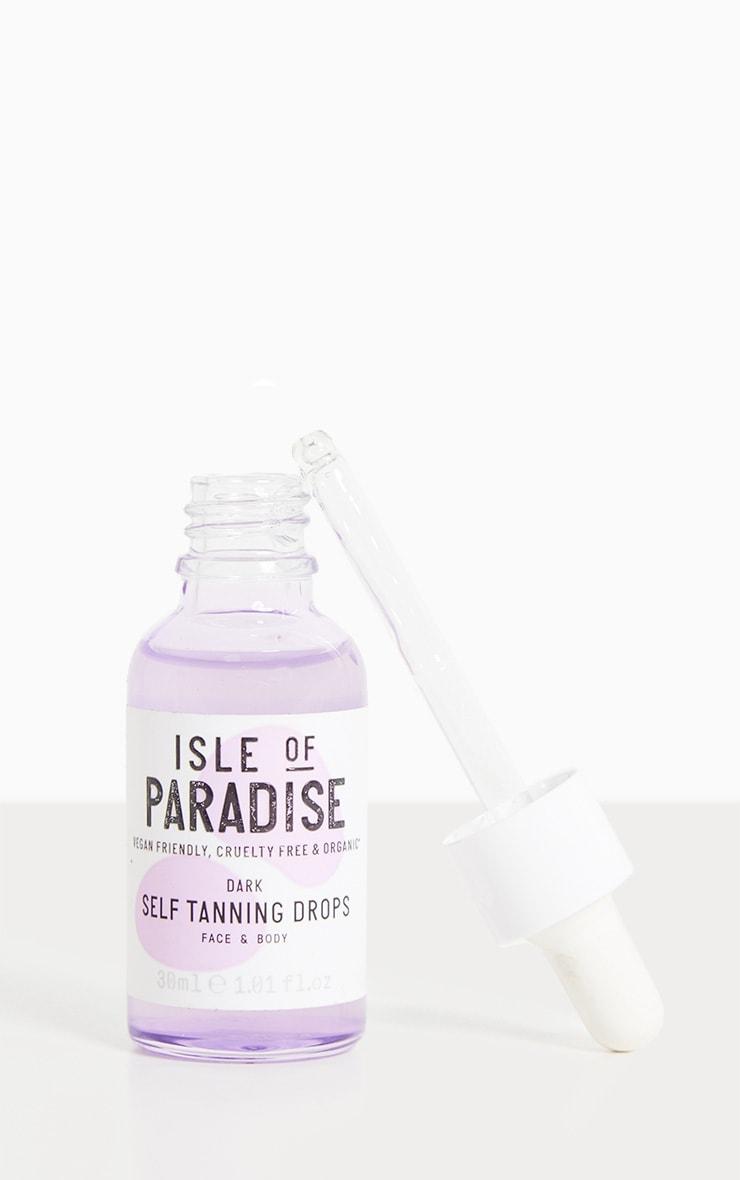 Isle of Paradise Dark Self Tanning Drops