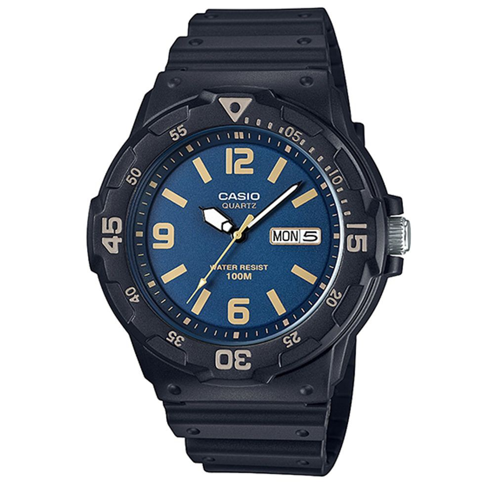 【CASIO】卡西歐 潛水錶 MRW-200H-2B3 原廠公司貨【關注折扣】