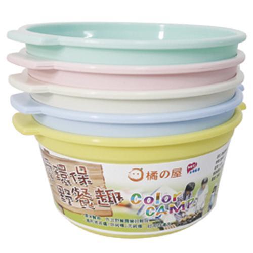 橘之屋 環保野餐餐碗(5入)【愛買】