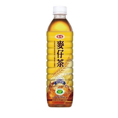 愛之味麥仔茶590ml*4【愛買】