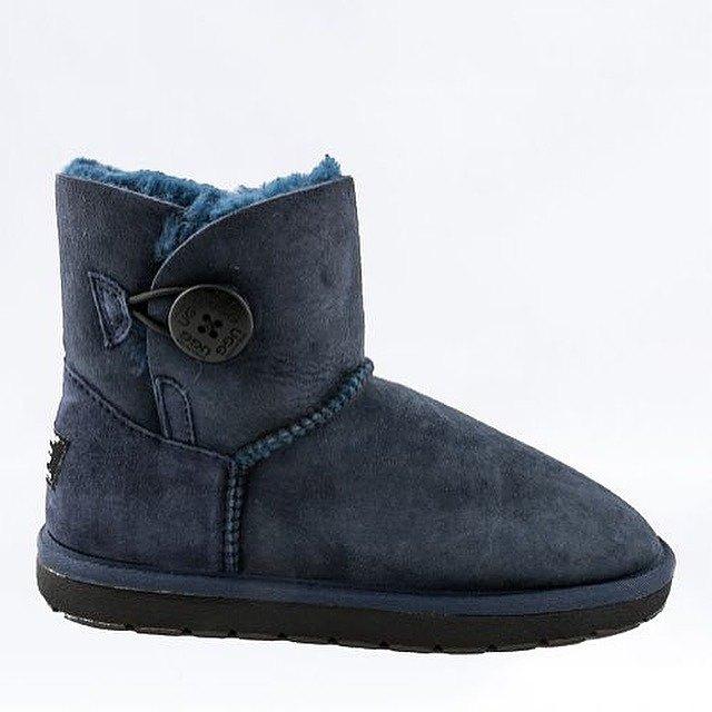 雪地靴採煤機澳大利亞單按鈕海軍