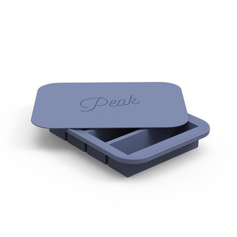 PEAK 製冰盒 - 長條冰塊 (3色) 黑