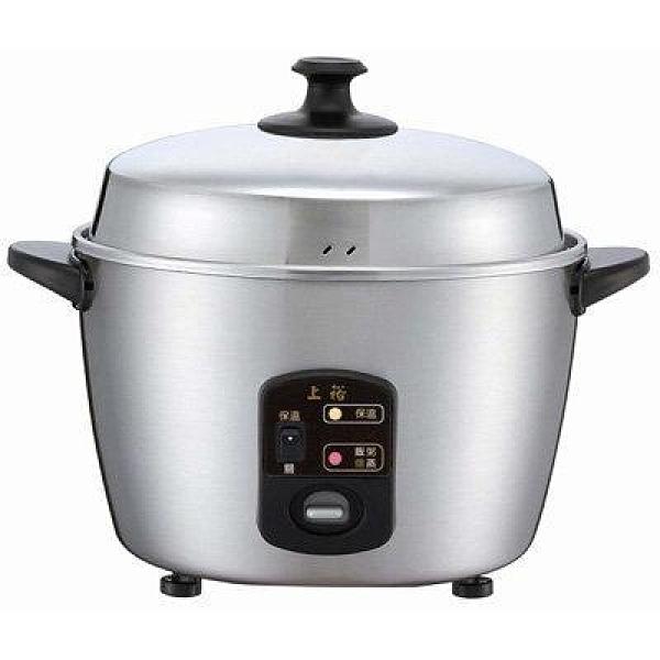 上裕 6人份全不鏽鋼電鍋 SE-0606S / SE0606S 台灣製造 最佳養生器皿