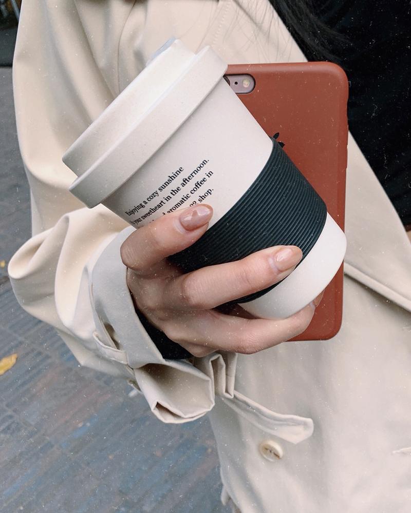 品牌咖啡外帶杯-Mercci22