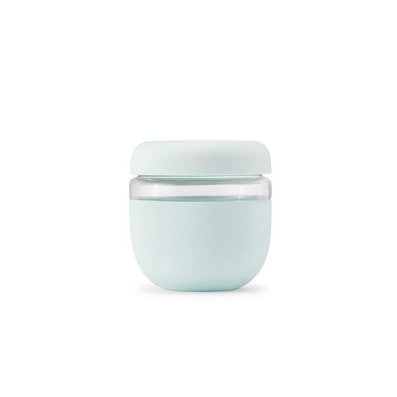 【預購】PORTER SEAL 完美密封大容量玻璃碗 709ml(4色) 粉綠色