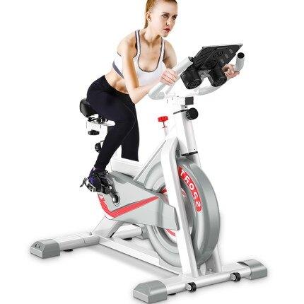 健身車 動感單車家用室內鍛煉超靜音健身車腳踏運動自行車減肥健