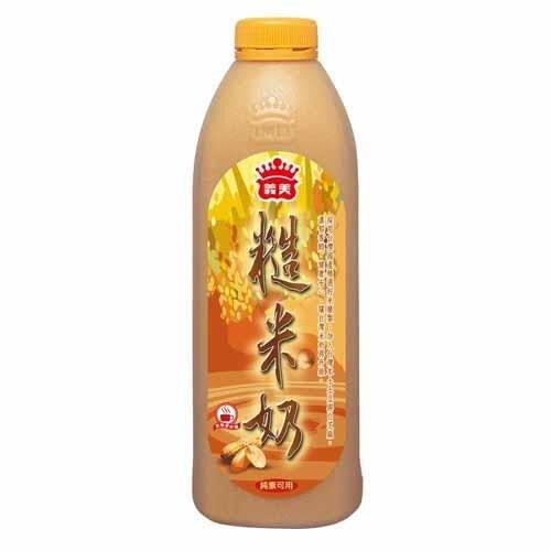 義美糙米奶1000ml【愛買冷藏】