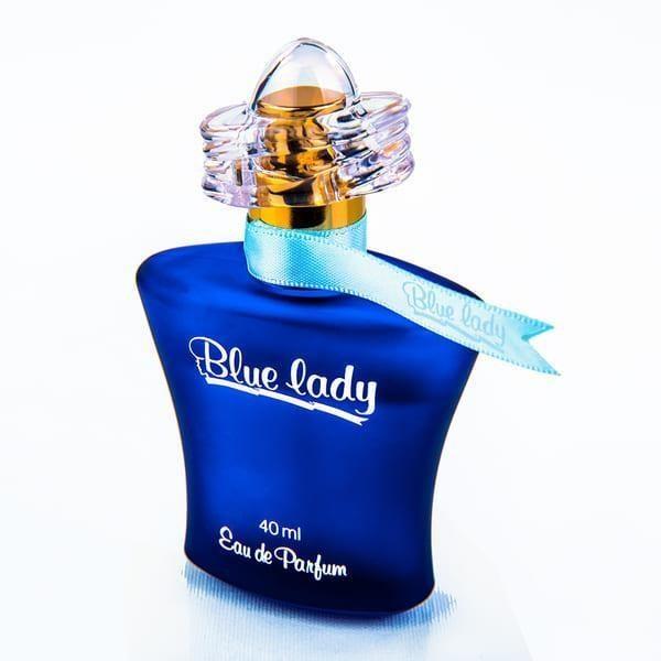 Rasasi拉莎斯 Blue Lady藍精靈 水仙與香根草 香水40ml★贈身體噴霧