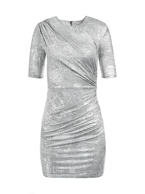 Delora Ruched Dress