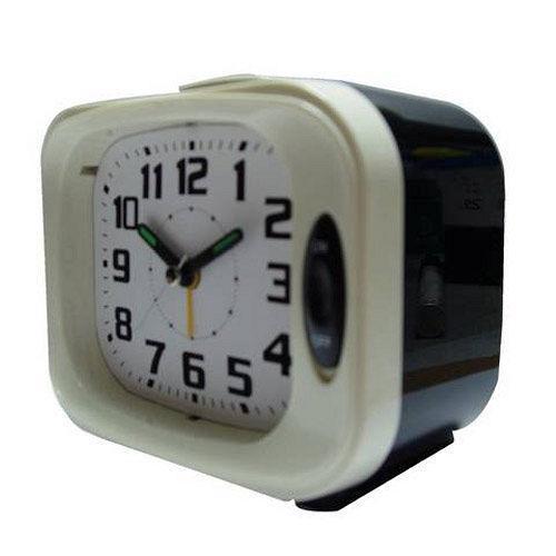 FRANCO粉色系精緻鬧鐘TW-628【愛買】