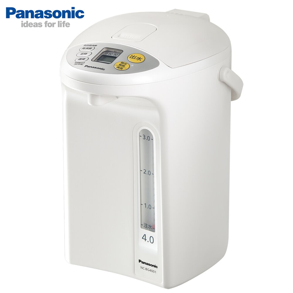 Panasonic 國際 NC-BG4001 熱水瓶4L  VE微電腦熱水瓶