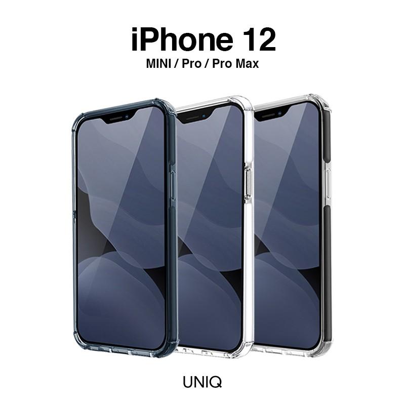 UNIQ Combat iPhone 12/ 12mini/12 Pro/ 12 Pro Max四角強化軍規防摔三料殼