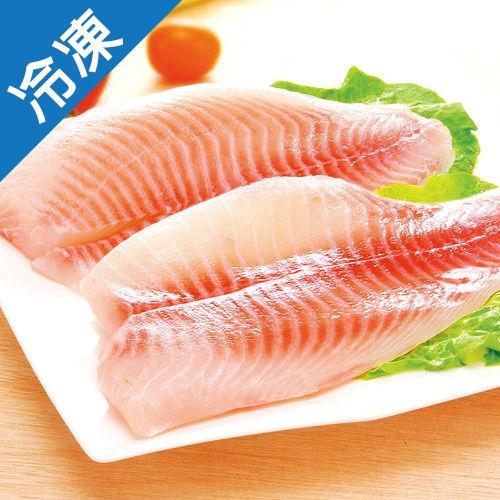 台灣現流極鮮鯛魚片1片(110g/片)【愛買冷凍】