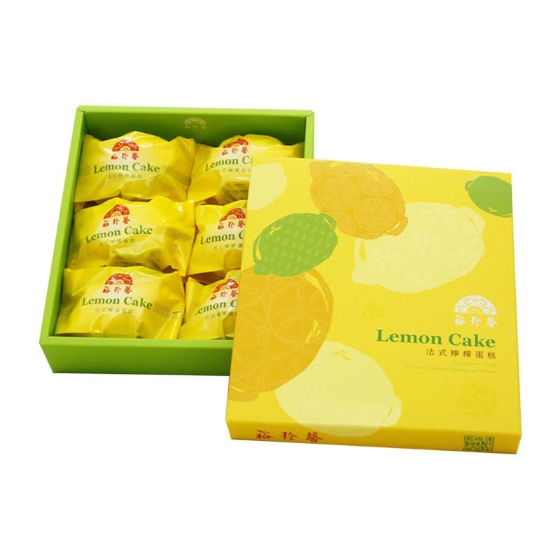 【裕珍馨】法式蛋糕系列|檸檬蛋糕/草莓蛋糕|幸福的滋味 下單即購