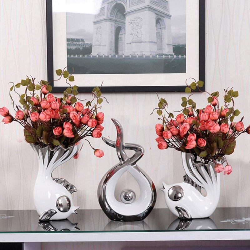 客廳電視柜擺件酒柜裝飾品現代創意喬遷新居禮品結婚禮物高檔輕奢