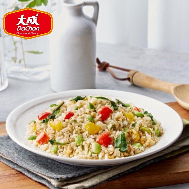 大成食品 ︱花米廚房︱活力纖蔬花椰米 (250g/包) 20包/箱 減醣 生酮