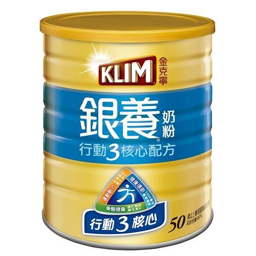 金克寧銀養奶粉高鈣葡萄糖胺配方1.5kg【愛買】