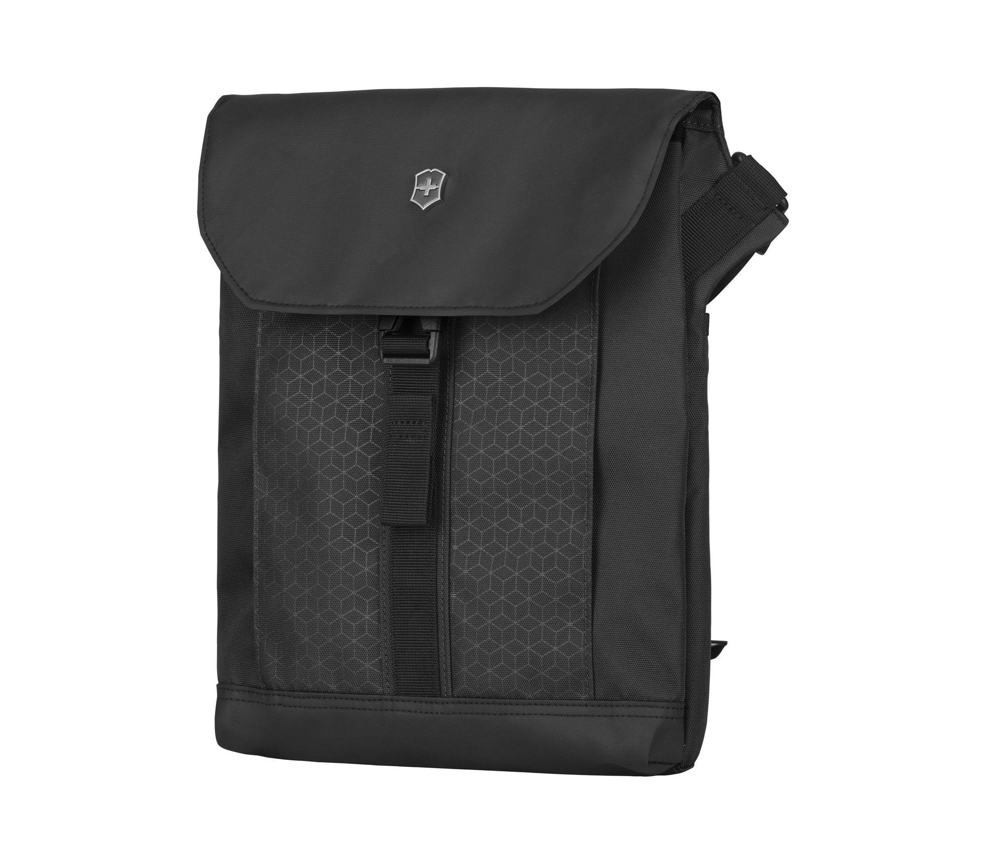 VICTORINOX 瑞士維氏 平板電腦側背包 斜背包 側背包 商務包 公文包TRGE-606751 (黑)