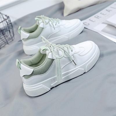 韓國KW美鞋館-小清新清透運動休閒鞋(共2色)