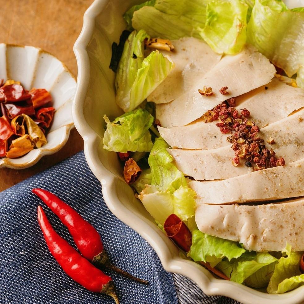 日日食好麻麻川味舒肥雞胸肉 少油 少鹽 低卡 輕食 即食