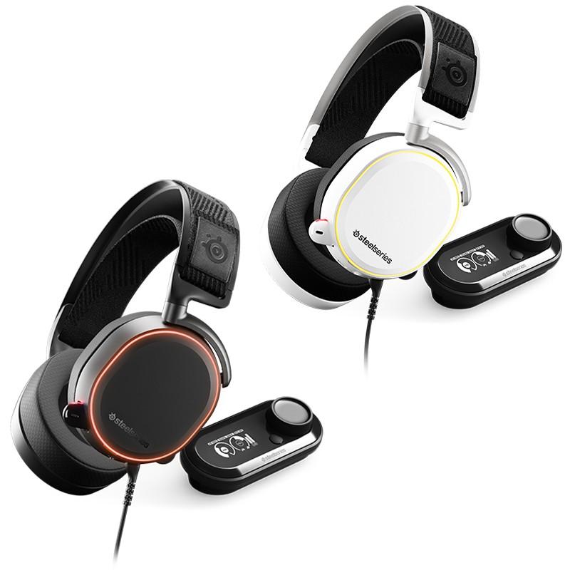 SteelSeries 賽睿 Arctis Pro + GameDAC 黑/白 2年保 電競耳機 宇星科技