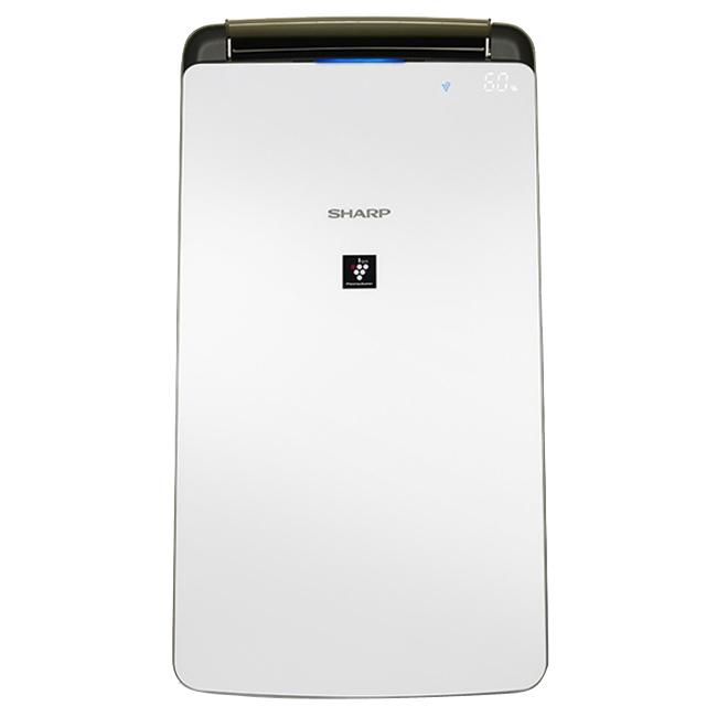 【SHARP夏普】16L自動除菌離子空氣清淨除濕機 DW-J16T-W
