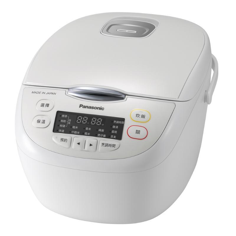 現貨 公司貨 Panasonic 國際牌 SR-JMN188 日本製 微電腦 電子鍋 電鍋 10人份 白色