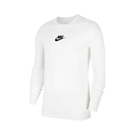 Nike T恤 NSW JDI T-Shirt 男款 運動休閒 圓領 棉質 簡約 白 彩 CU7391100 CU7391-100