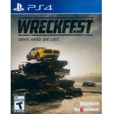 撞車嘉年華 Wreckfest - PS4 中英日文美版