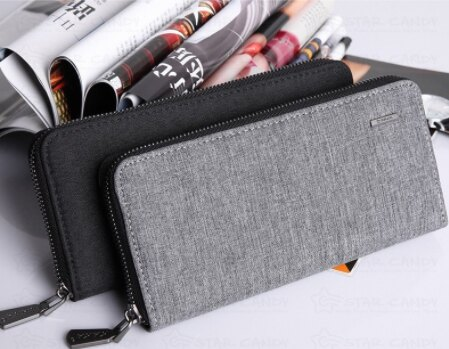 長夾手拿包 可放5.5吋手機 手機包 長夾 錢包 手拿包【A018】