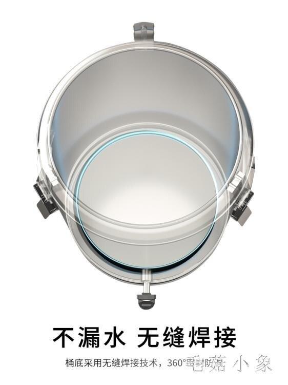 奶茶桶304不銹鋼保溫桶豆槳米飯裝湯奶茶桶大容量商用茶水桶幼兒園擺攤