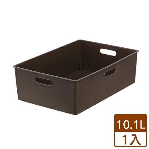 KEYWAY 博多收納盒TBD30-2-咖啡(10.1L)【愛買】