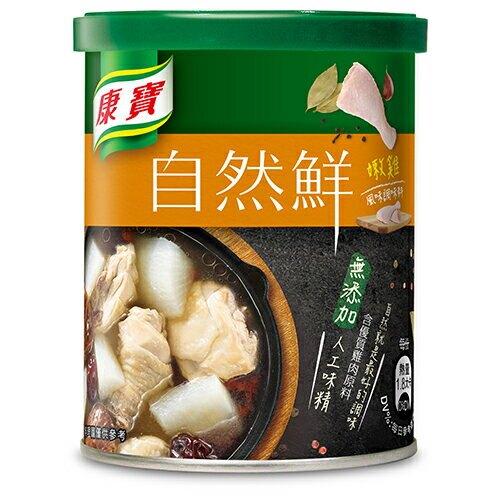 康寶自然鮮嫩雞風味調味料180G【愛買】