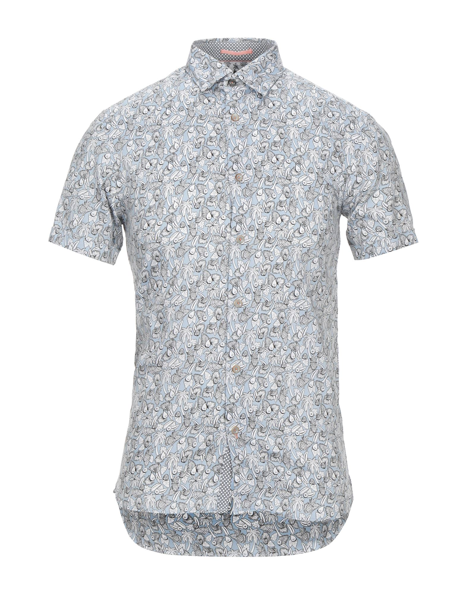 TED BAKER Shirts - Item 38961542