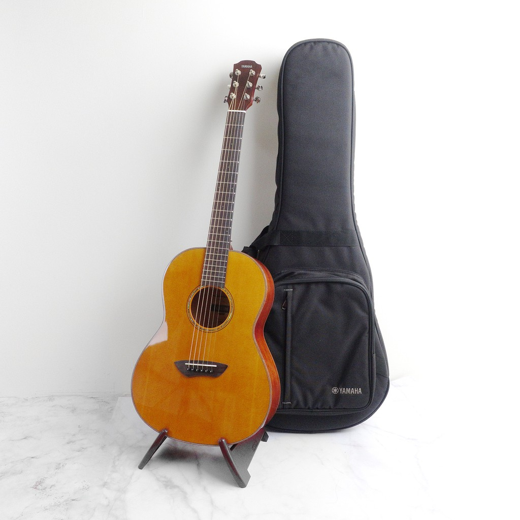 YAMAHA CSF3M VN 復古原木色 全單板旅行吉他/電木吉他【立昇樂器】