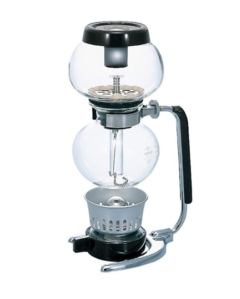 金時代書香咖啡 HARIO 摩卡虹吸式咖啡壺 1-3杯 360ml MCA-3
