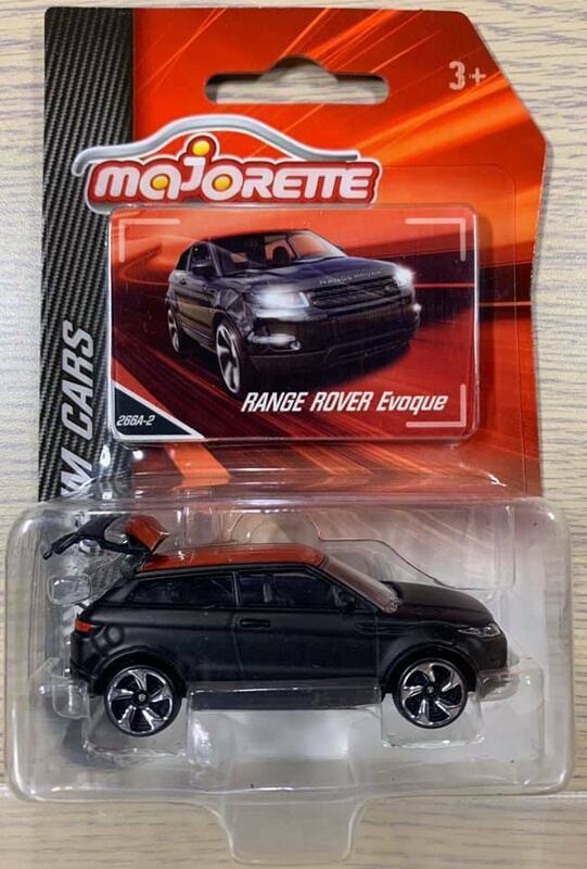 ☆勳寶玩具舖【現貨】美捷輪 小汽車 Majorette 特別車款S1 RANGE ROVER Evoque