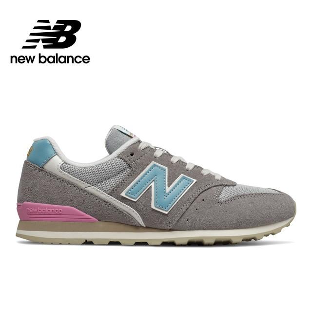 【New Balance】 復古鞋_女性_灰色_WL996COL-B楦