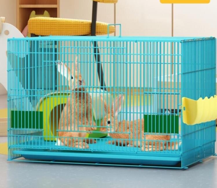 兔子籠 荷蘭豬籠寵物兔子鴿子籠子用品豚鼠活物室內家用 限時折扣