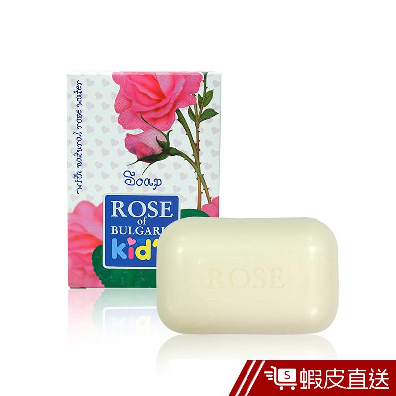Bulgarian玫瑰植萃不流淚保濕皂100g 現貨 蝦皮直送